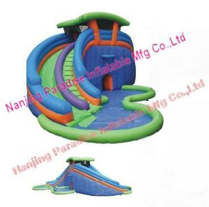 Commercial Grade Inflatable Water Slide (SH-01) pictures & photos