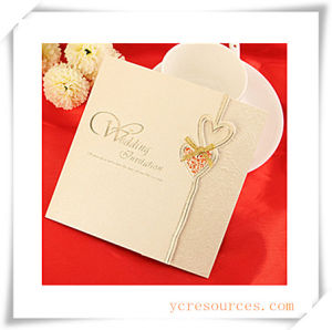Greeting Cards Wedding Card for Promotional Gift (OI39002) pictures & photos