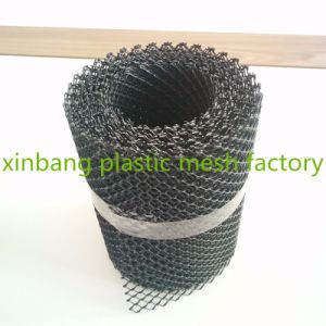 Plastic Mesh Gutter Filter Mesh pictures & photos