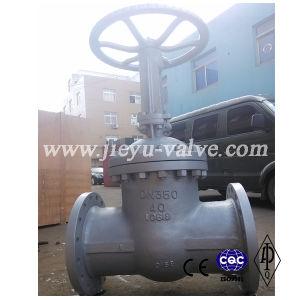 DIN Pn40 Dn350 Carbon Steel 1.0619 Gate Valve pictures & photos
