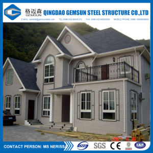 Light Steel Fast Made Prefabricated Residential Villa House pictures & photos