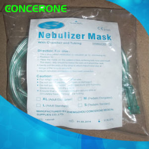 Ce, ISO Approved Nebulizer Mask for Adults and Children pictures & photos