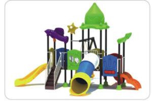 Children Outdoor Playground (QQ14037-2) pictures & photos
