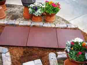 Anti-Slip Rubber Flooring Rubber Floor Tile