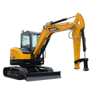 Sany Sy55 5ton Mini Trench Digging Construction Machinery Excavator pictures & photos