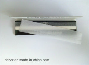 Slow Burnning King Size Slim Rolling Paper Made in China pictures & photos