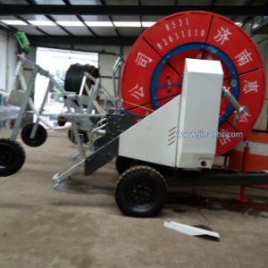 Farm Hose Reel Irrigation System with Boom for Watering Land pictures & photos