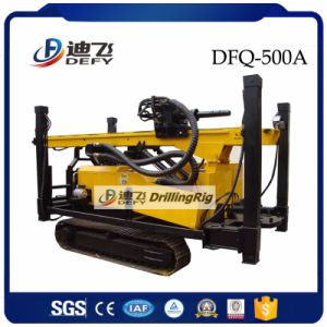 Dfq-500A Air Compressor and DTH Hammer Water Well Drilling Rig pictures & photos