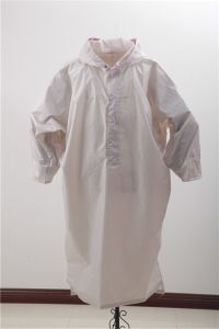 210t Polyester/PVC Longcoat 100% Waterproof pictures & photos