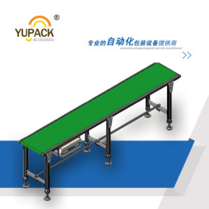 Customized Size Green Color PVC Material Conveyor Belt pictures & photos