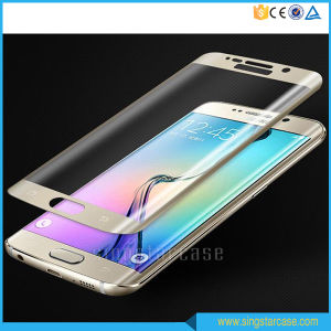 Full 3D Curved Tempered Glass Screen Protector for Samsung S7 pictures & photos