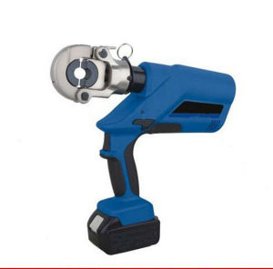 Battery Pipe Crimping Tool with 350 Degree Rotary Head pictures & photos