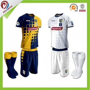 Sportswear Custom Sublimation Wholesales Soccer Jersey Design pictures & photos