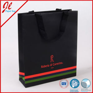 Fashion Wrapping Shopping Gift Packing Paper Bag with Strings pictures & photos