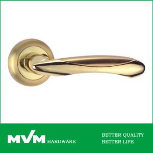 Hot Sale Z1218e5 Zinc Alloy Door Handle Wenzhou pictures & photos
