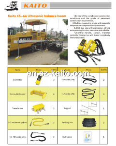 Abg 423 Paver Electrical L Parts Moba Leveling System pictures & photos