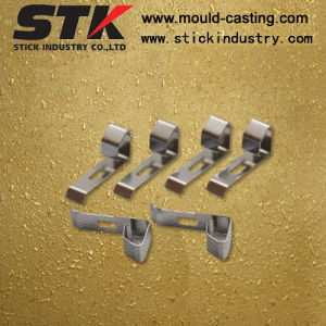 Good Quality Custom-Made Metal Stamping with Chrome-Plated Parts pictures & photos