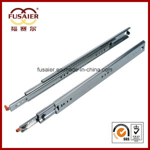 53mm Cabinet Heavy Loading Telescopic Channel (with Handle) pictures & photos