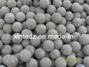Good Quality, No Breakage Forged Steel Ball (dia90mm) pictures & photos