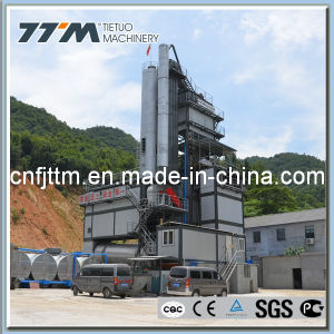 80tph Stationary Asphalt Equipment for Road Construction (GLB-1000) pictures & photos