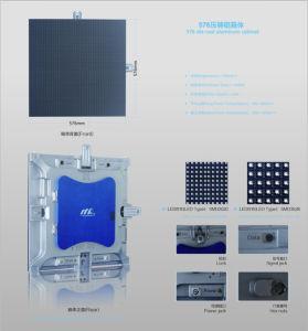 576 Die-Cast Aluminum LED Module Cabinet pictures & photos