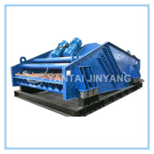 Linear Vibrating Sizing Screen for Silica Sand pictures & photos