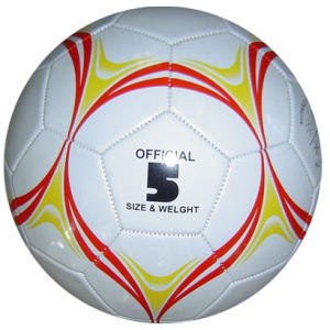 Soccer Ball, Football Soccer Ball, PVC/PU/TPU Material pictures & photos
