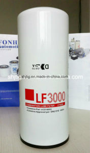 Oil Filter Lf 3000 for Cummins Trucks pictures & photos