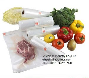 HDPE Food Freezer Bags on Roll with/Without Papercore pictures & photos
