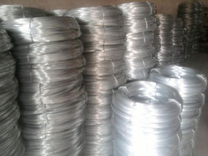 Galvanized Zinc Coated Iron Wire with Factory Price pictures & photos