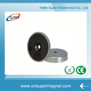 Permanent Ring Y25 Ferrite Speaker Magnet pictures & photos