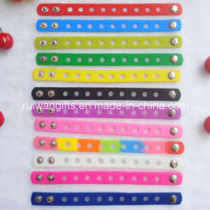Various Color Soft PVC DIY Jewelry (BR021) pictures & photos