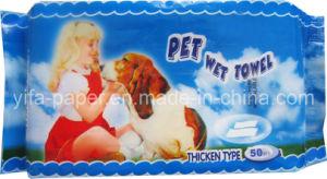 Pet Wet Towel (FW-012) pictures & photos