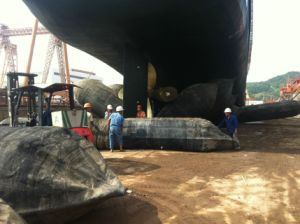 Salvage Marine Rubber Airbag for Ship Launching /Lifing/Upgrading Ship Airbags pictures & photos