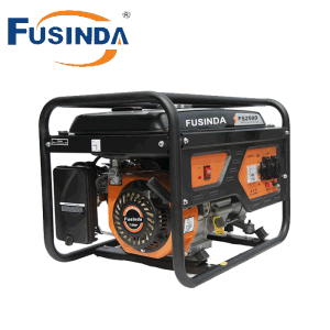 Home Use 2kw Small Portable Gasoline/Petrol Power Generator Fs2500 pictures & photos