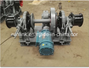 Electric / Hydraulic Single / Double Drum Anchor Windlass pictures & photos