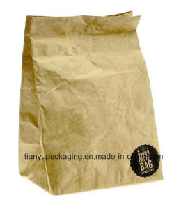Brown Paper Lunch Bag pictures & photos