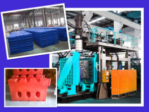 Automatic Blow Molding Machine for HDPE Palllet Plastic Pallet Blow Molding Machine Pallet Blowing Machine (FSC120Z) pictures & photos