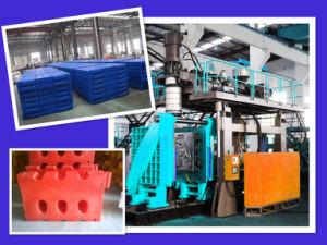 Automatic Blow Molding Machine for HDPE Palllet Plastic Pallet Blow Molding Machine Pallet Blowing Machine (FSC120Z) pictures & photos