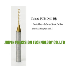 Aitin Coated PCB Drill Bit pictures & photos