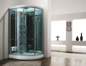 Tempered Glass Steam Shower Sauna Room, pictures & photos