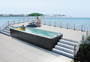 Monalisa 7.8 Meter Swimming Pool Jacuzzi (M-3325) pictures & photos