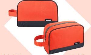 Waterproof Nylon Makeup Bag with Handle (C21) pictures & photos