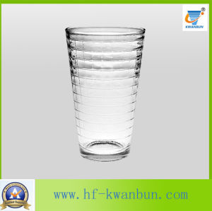 Clear Glass Cup Beer Mug Water Cup Drinking Kb-Hn0246 pictures & photos