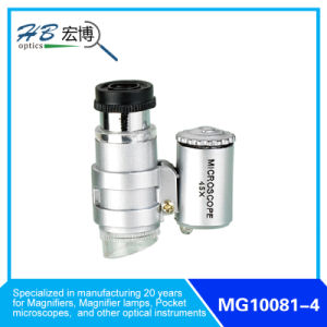 Pocket Microscope (MG 10081-4) pictures & photos