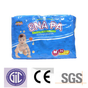 Hot Sale High Quality Baby Care Ghana Diaper.