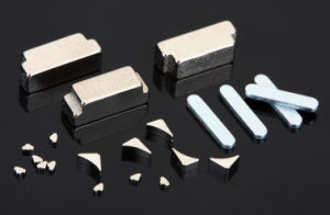 Rare Earth Magnet Permanent Magnet Block Magnet (Sintered NdFeB magnet) with Many Kind