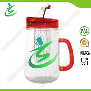 480ml Double Wall Transparent Plastic Tumbler (IB-A5) pictures & photos