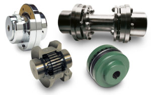 High Speed Flexible Diaphragm Servo Shaft Coupling pictures & photos