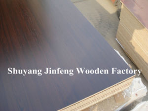 Melamine/ Melanine Faced/ Melamined Particle Board/ Chipboard/ Chipboards pictures & photos